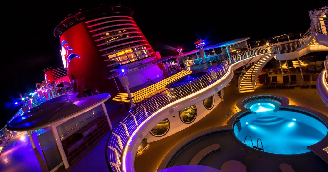 Disney-Fantasy Top 10 Best Carnival Cruises in 2017