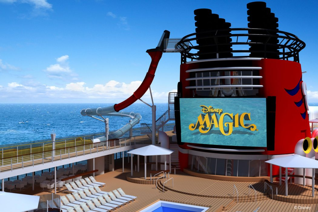 Disney-Magic-Refurb-AquaDunk Top 10 Best Carnival Cruises in 2017