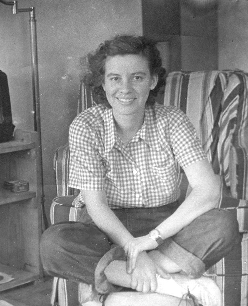 Esther_seated Top 10 Women Scientists You Should Know