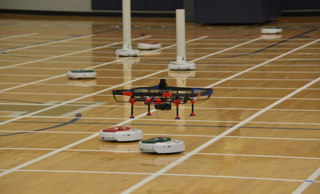 Michigan_Aerial_Robot-2014 Top 10 Robotics Competitions Ever