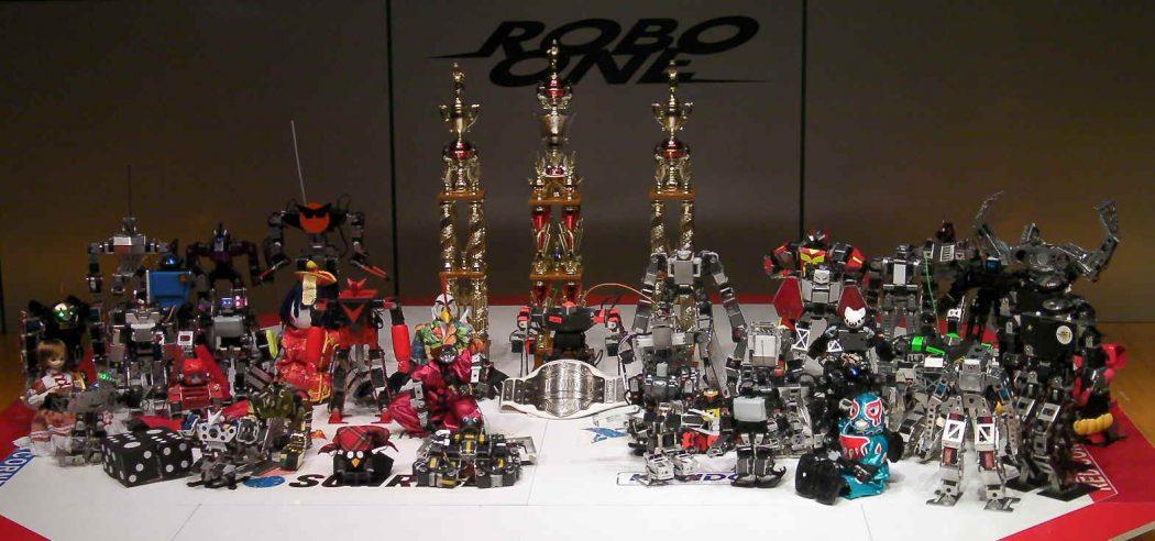 ROBOONE21L Top 10 Robotics Competitions Ever