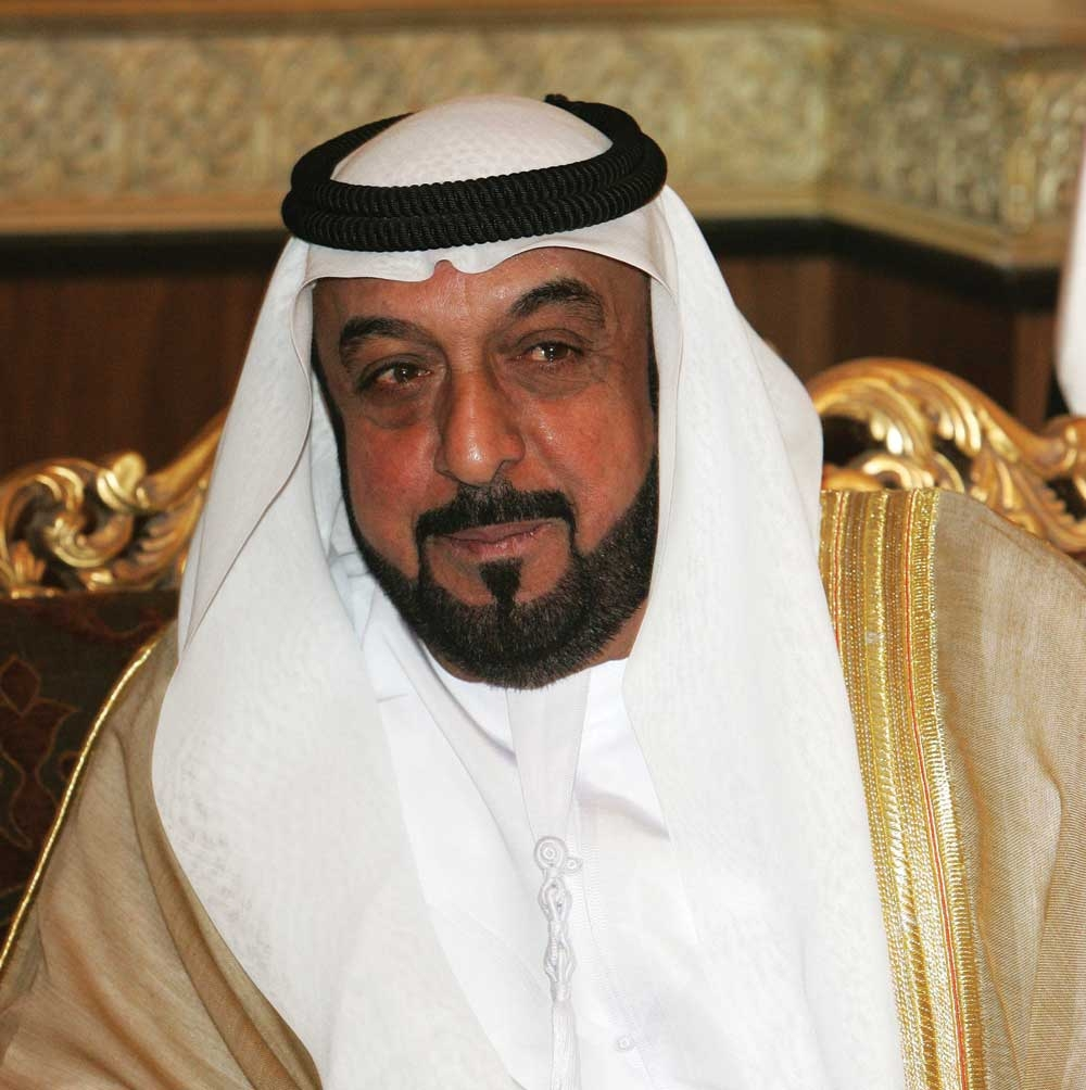 Sheikh_Khalifa_bin_Zayed_al_Nahyan Top 10 Richest Presidents in the World