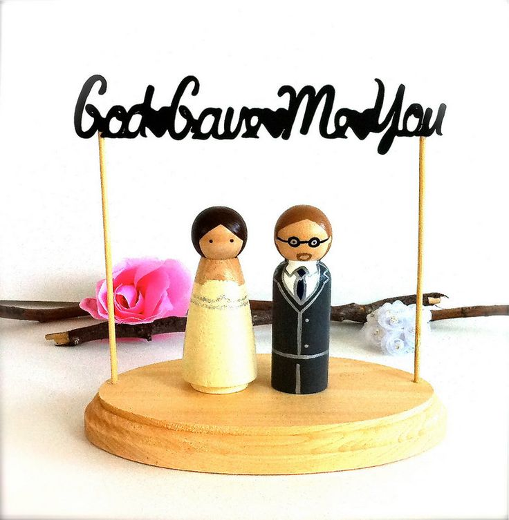 aa393787975d575d174fbf865f6d30ab Top 10 Most Unique and Funny Wedding Cake Toppers 2019