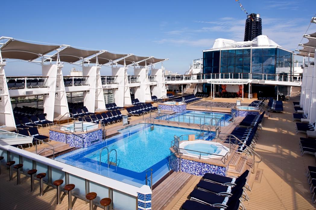 cel_sl_pooldeck1 Top 10 Best Carnival Cruises in 2017