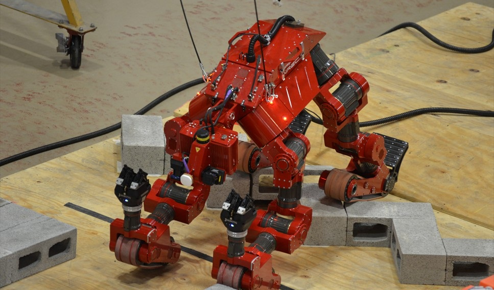 chimpterrain Top 10 Robotics Competitions Ever