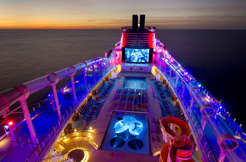 disney-lights Top 10 Best Carnival Cruises in 2017