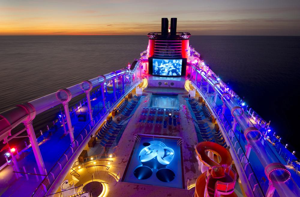 disney-lights Top 10 Best Carnival Cruises in 2017