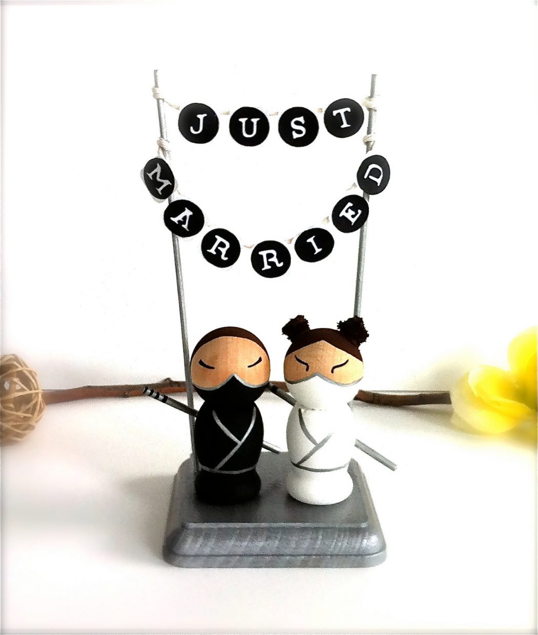 il_fullxfull.310089907 Top 10 Most Unique and Funny Wedding Cake Toppers 2019
