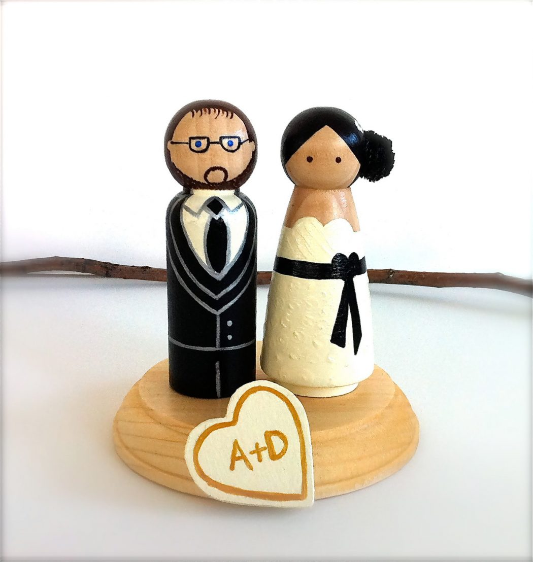 il_fullxfull.325074433 Top 10 Most Unique and Funny Wedding Cake Toppers 2019