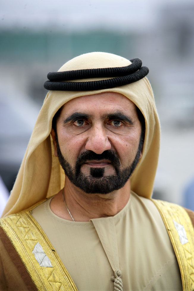 mohammed-bin-rashid-al-maktoums-quotes-8 Top 10 Richest Presidents in the World