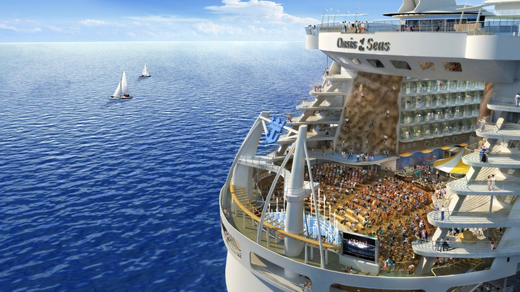 oasis-of-the-seas6 Top 10 Best Carnival Cruises in 2017