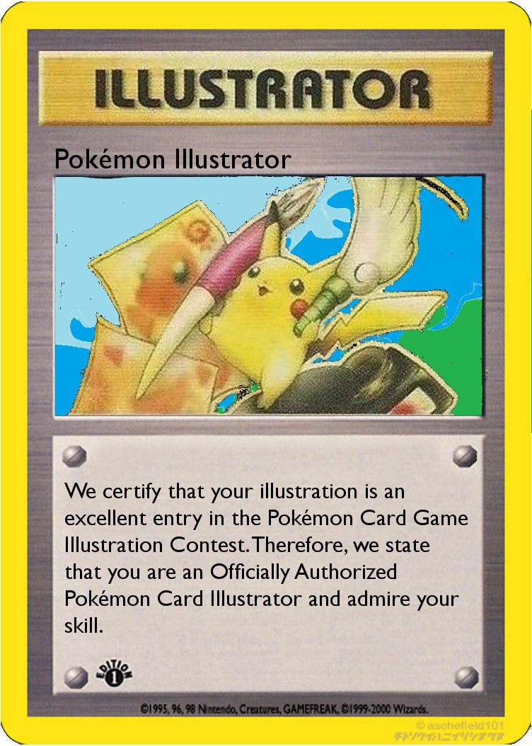 pikachu_illustrator_in_english_by_pikachupokemon123-d53uy6z Top 10 World's Most Expensive Pokémon Cards 2017