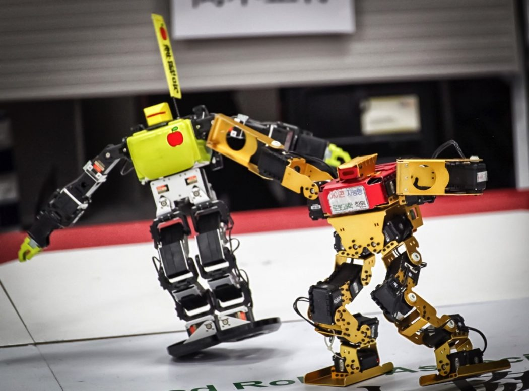 robo Top 10 Robotics Competitions Ever