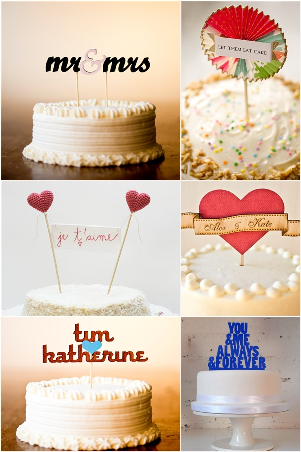 topper_message Top 10 Most Unique and Funny Wedding Cake Toppers 2019