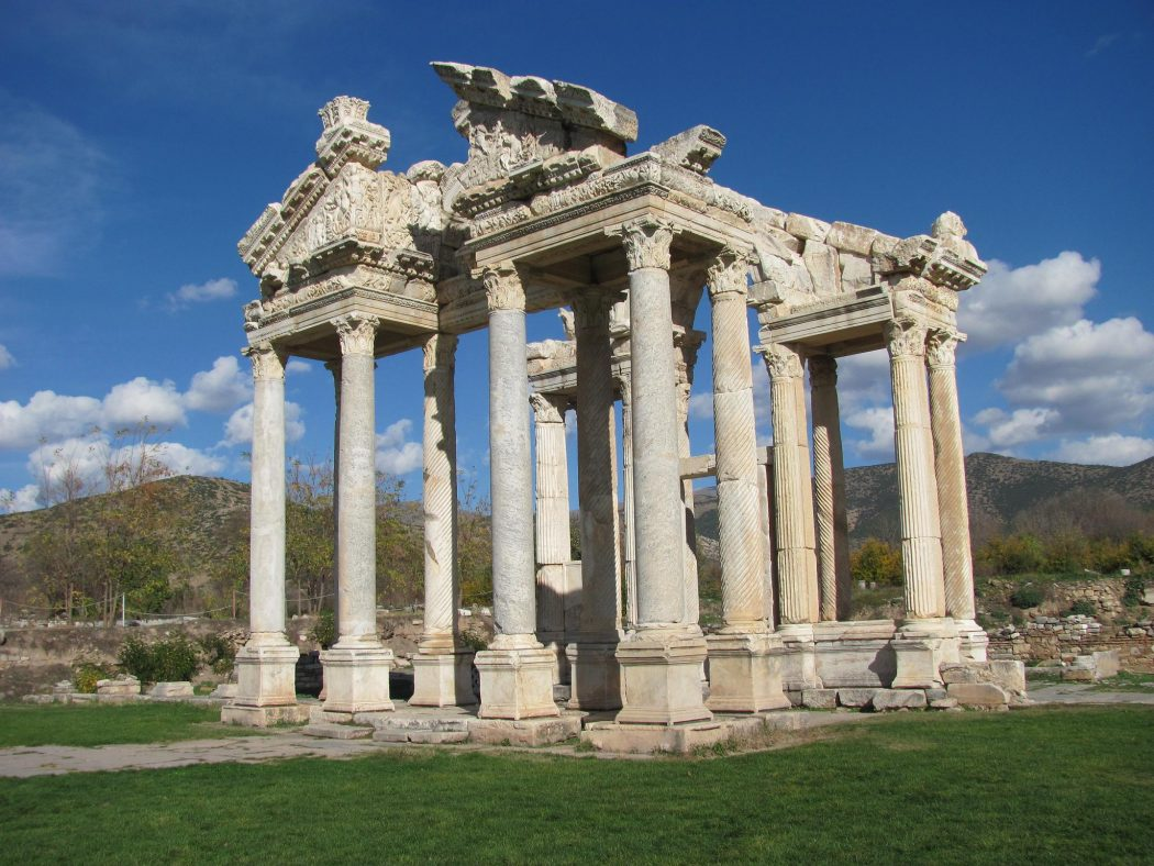 02 Top 10 Most Ancient Ruins in Turkey