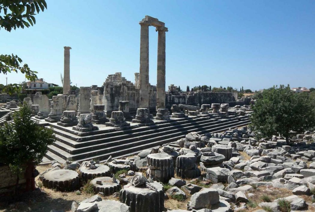 1 Top 10 Most Ancient Ruins in Turkey