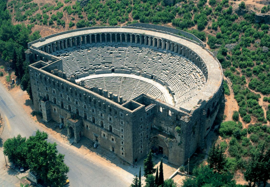 1388663778 Top 10 Most Ancient Ruins in Turkey