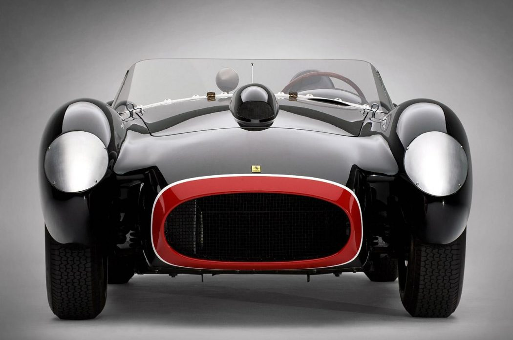 1957-Ferrari-250-Testa-Rossa-Front-View Top 10 Most Expensive Artifacts in the World