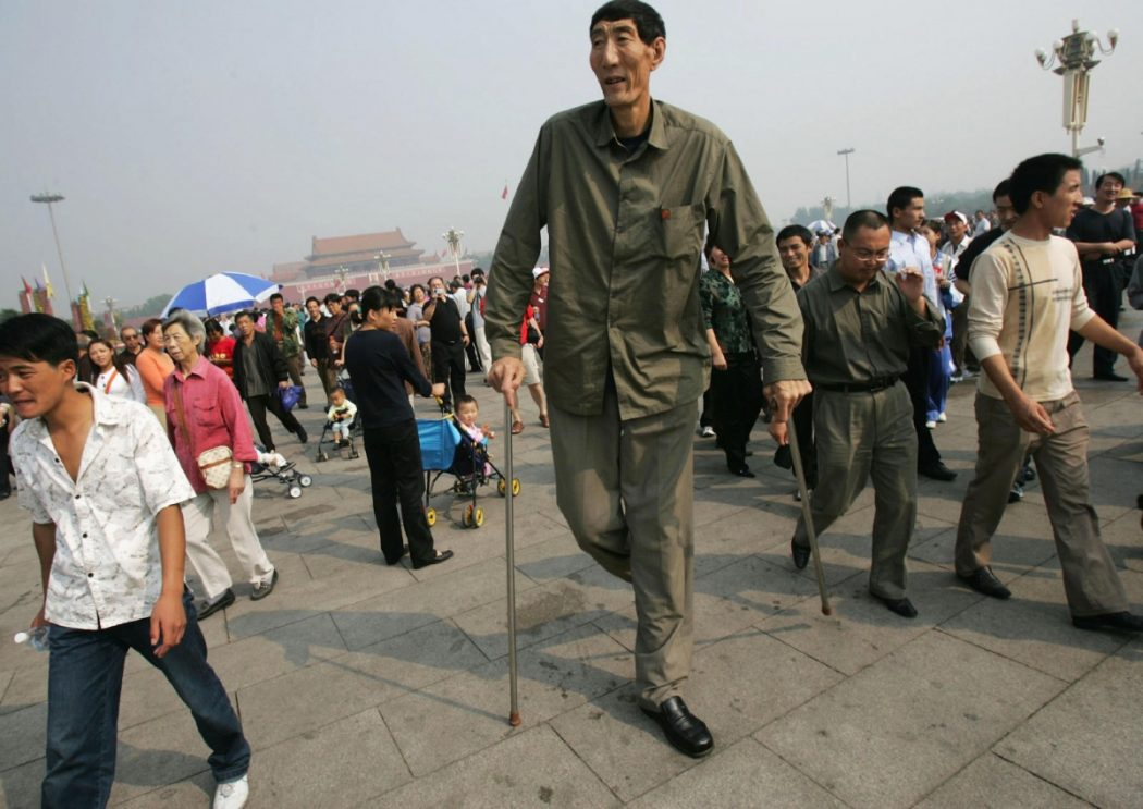 1ffh_s Top 10 Tallest Persons of the World