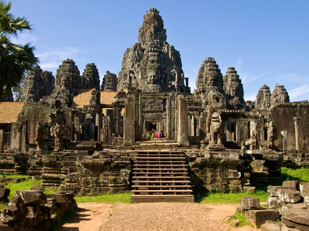 Angkor-Wat Top 10 Most Ancient Lost Cities in the World
