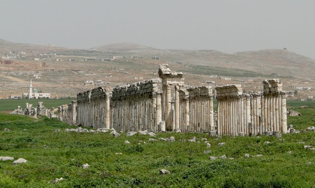 Apamea_01 Top 10 Most Ancient Cities in Arabic Countries
