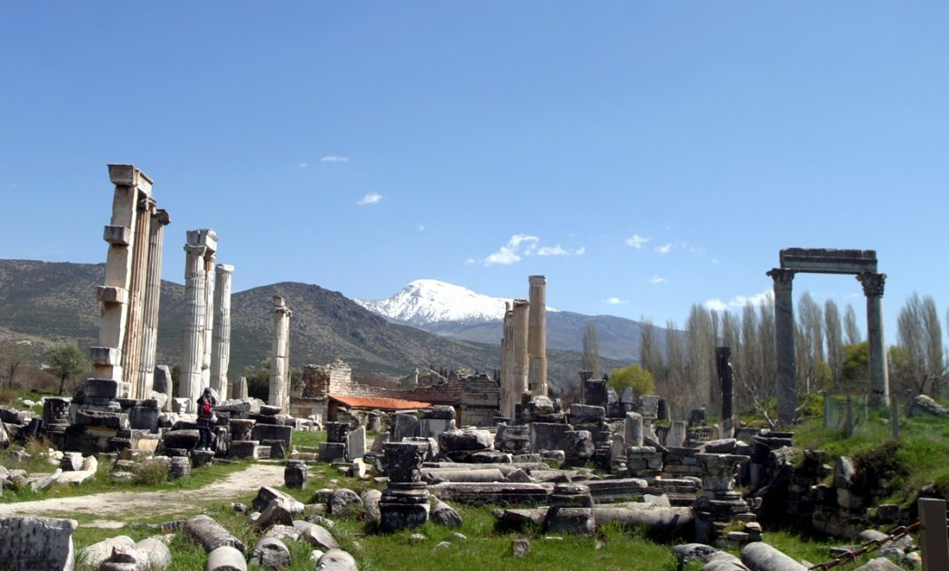 Aphrodisias_turkey Top 10 Most Ancient Ruins in Turkey