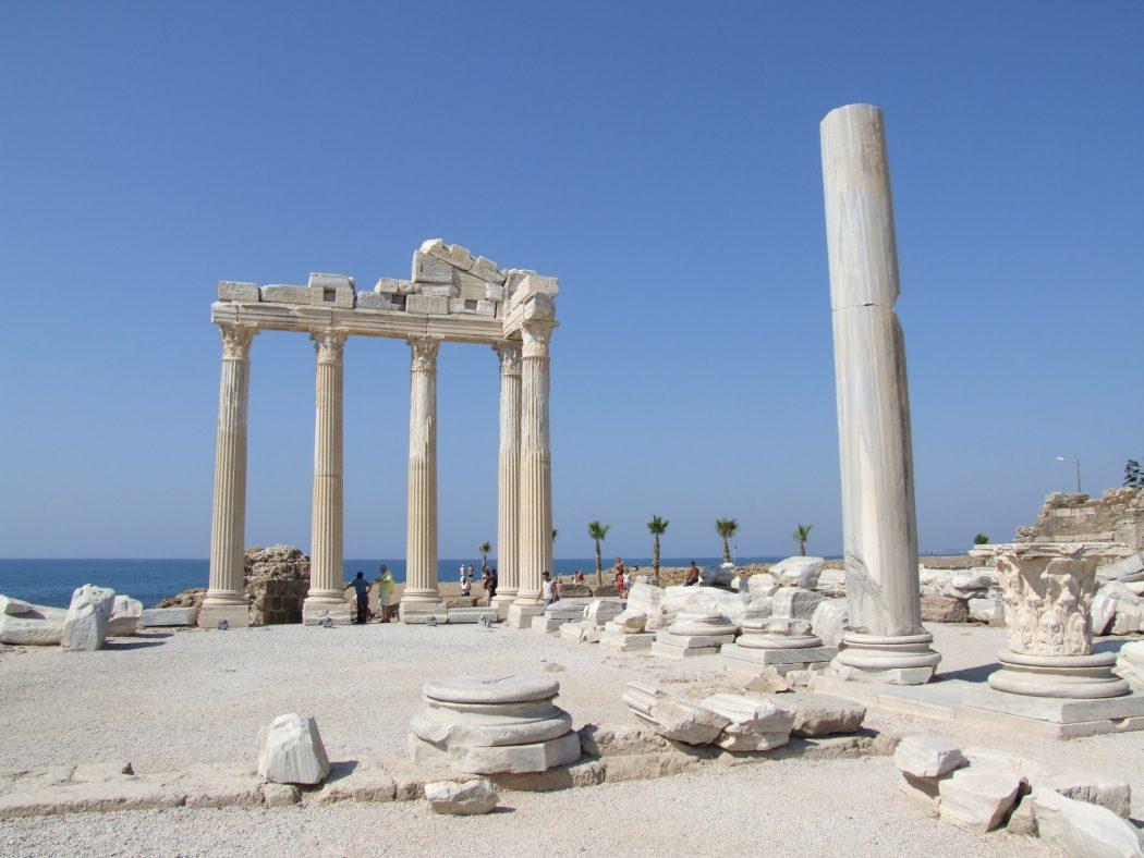 Aspendos-Turkey-ancient-history-602961_1920_1440 Top 10 Most Ancient Ruins in Turkey
