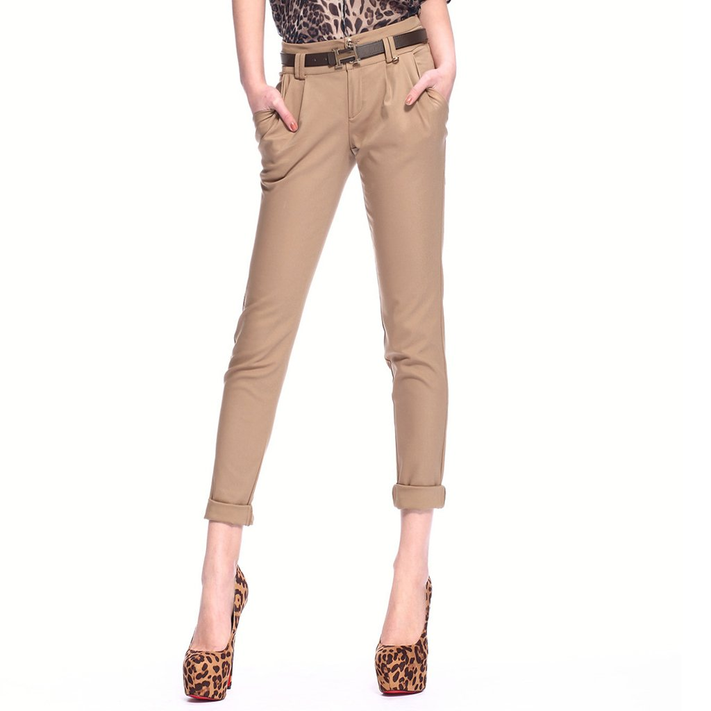 Colorful-Size-Capri-Khaki-Mid-Waist-L-XL-XXL-XXXL-4XL-5XL-Casual-Pants-for-Women Top 10 Funniest Laws in the World