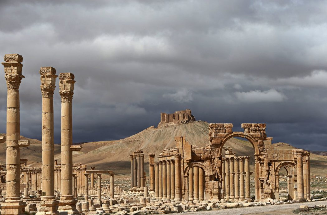 Filkins-ISIS-in-Palmyra-1200 Top 10 Most Ancient Cities in Arabic Countries