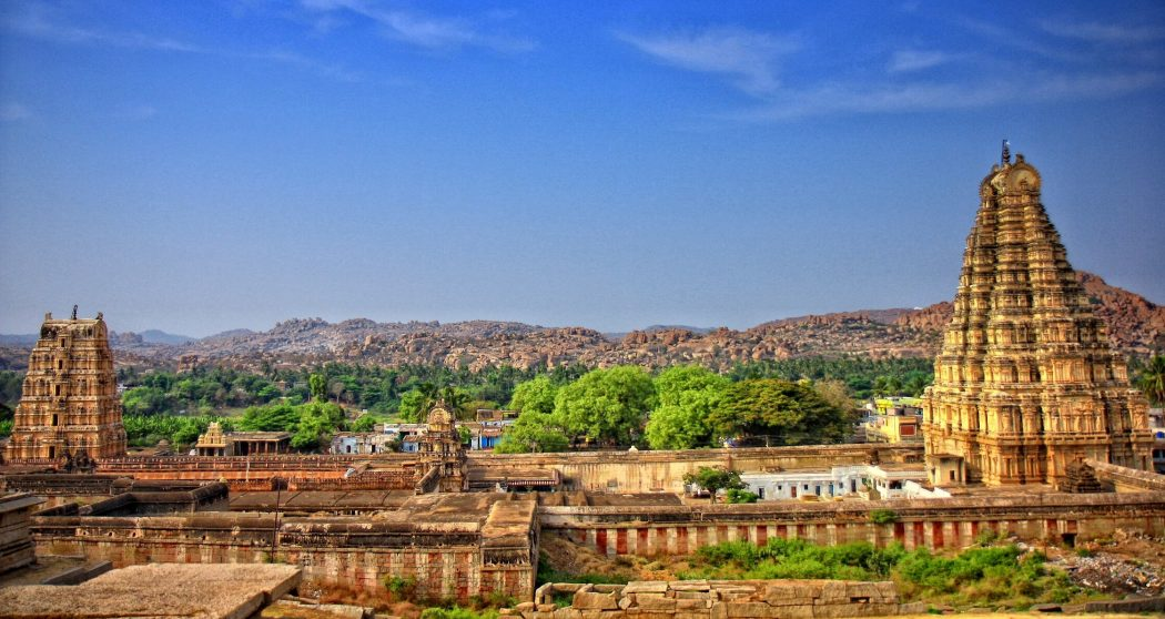 Hampi_virupaksha_temple Top 10 Most Ancient India Artifacts Ever