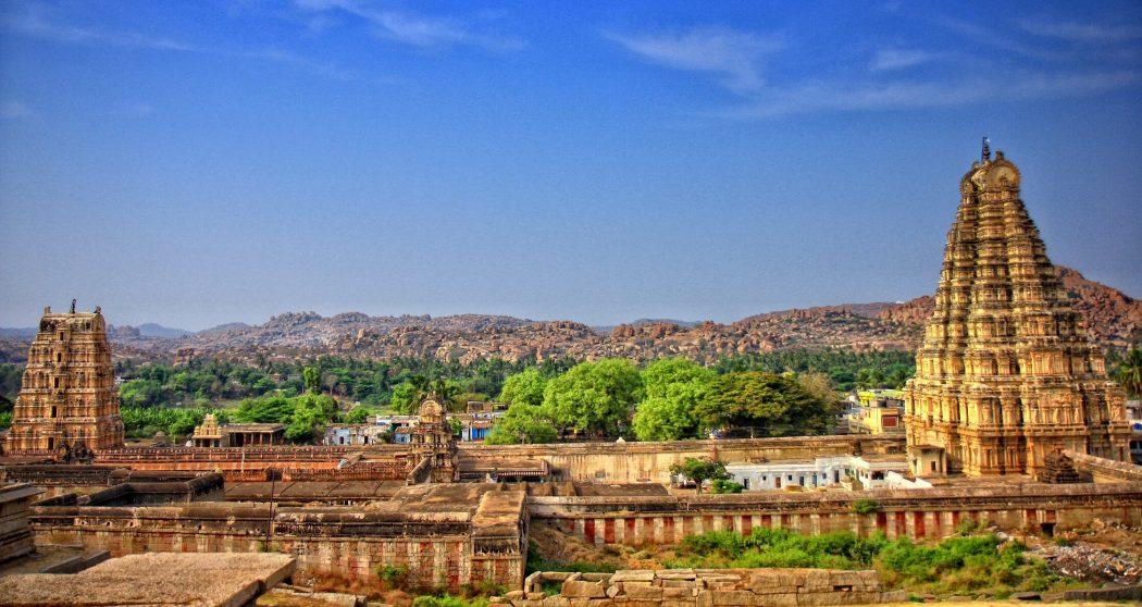 Hampi_virupaksha_temple Top 10 Most Ancient India Artifacts Ever