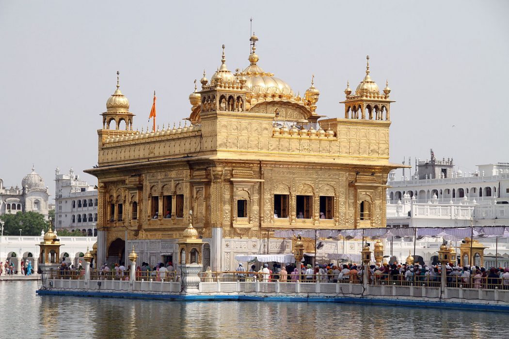 Harmandir-Sahib-Known-As-Darbar-Sahib-or-The-Golden-Temple-5 Top 10 Most Ancient India Artifacts Ever