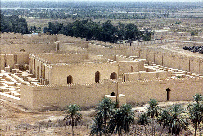 Iraq-Babylon-Ruins-4 Top 10 Most Ancient Cities in Arabic Countries