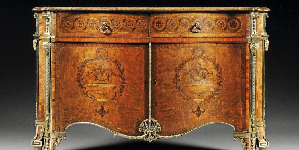 Lot-69-Harrington-commode-h_748 Top 10 Most Expensive Artifacts in the World