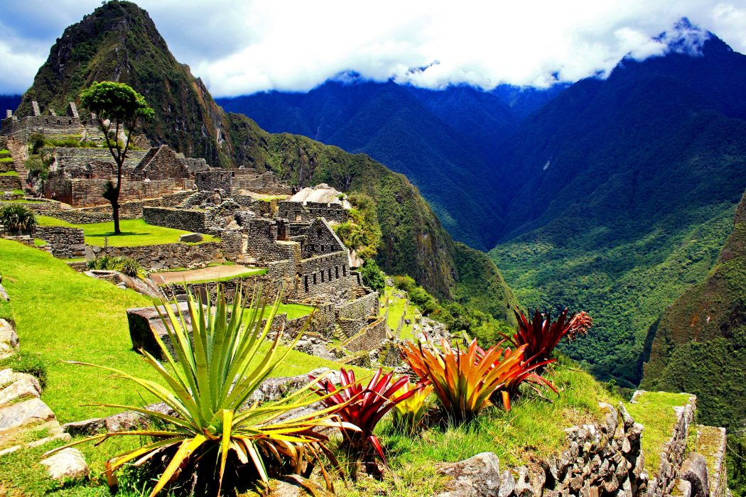 Machu-Picchu-in-Peru Top 10 Most Ancient Lost Cities in the World