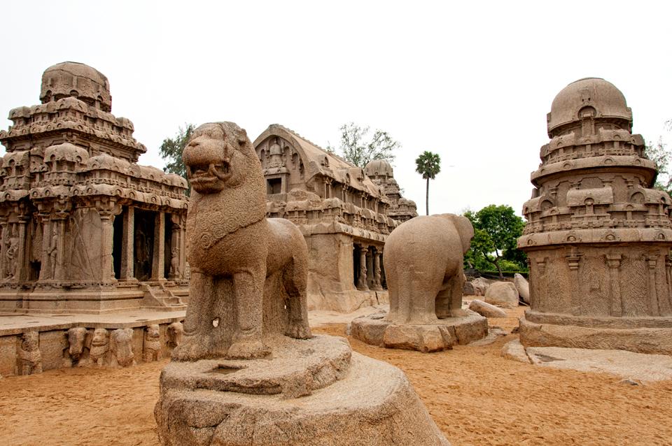 Mahabalipuram_Debesh-Sharma_083 Top 10 Most Ancient India Artifacts Ever