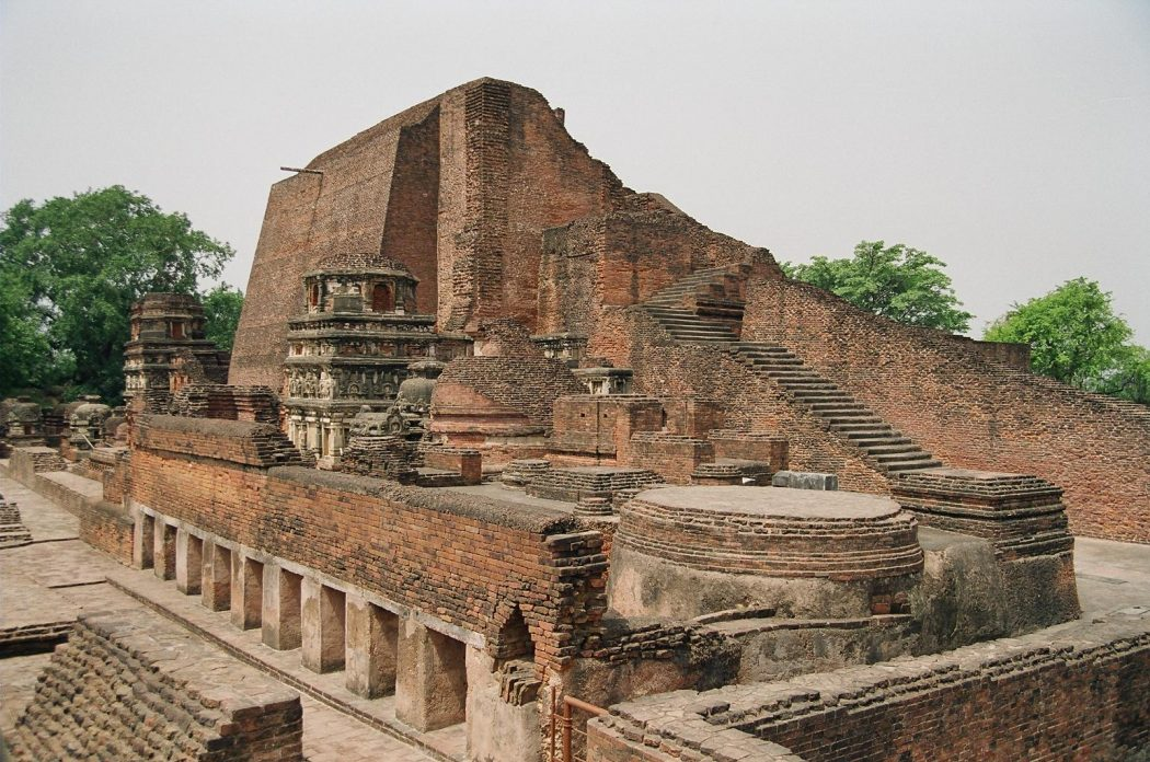 MainStupaNalanda Top 10 Most Ancient India Artifacts Ever