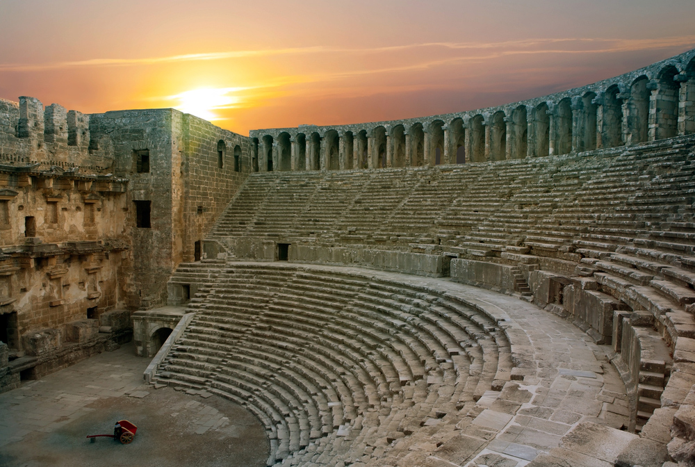 Med_Aspendos_Turquia Top 10 Most Ancient Ruins in Turkey