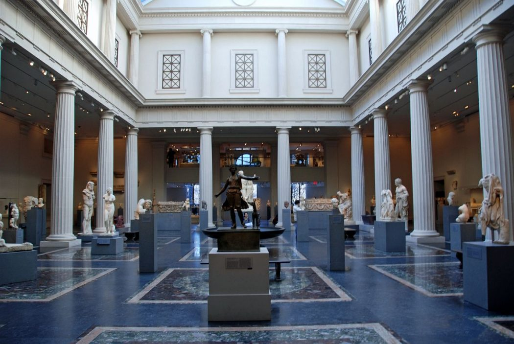 Met-Highlights-01-1-White-Court-Roman-Bearded-Hercules-Aphrodite-Artemis-and-the-Stag-Young-Hercules Top 10 Most Expensive Artifacts in the World