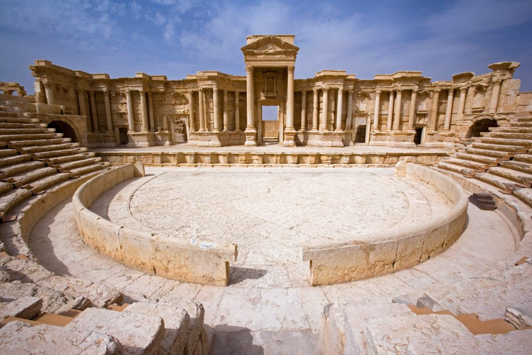 Palmyra9 Top 10 Most Ancient Cities in Arabic Countries