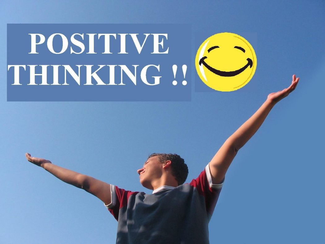 Positive-Thinking Top 10 Ways Successful People Keep Calm