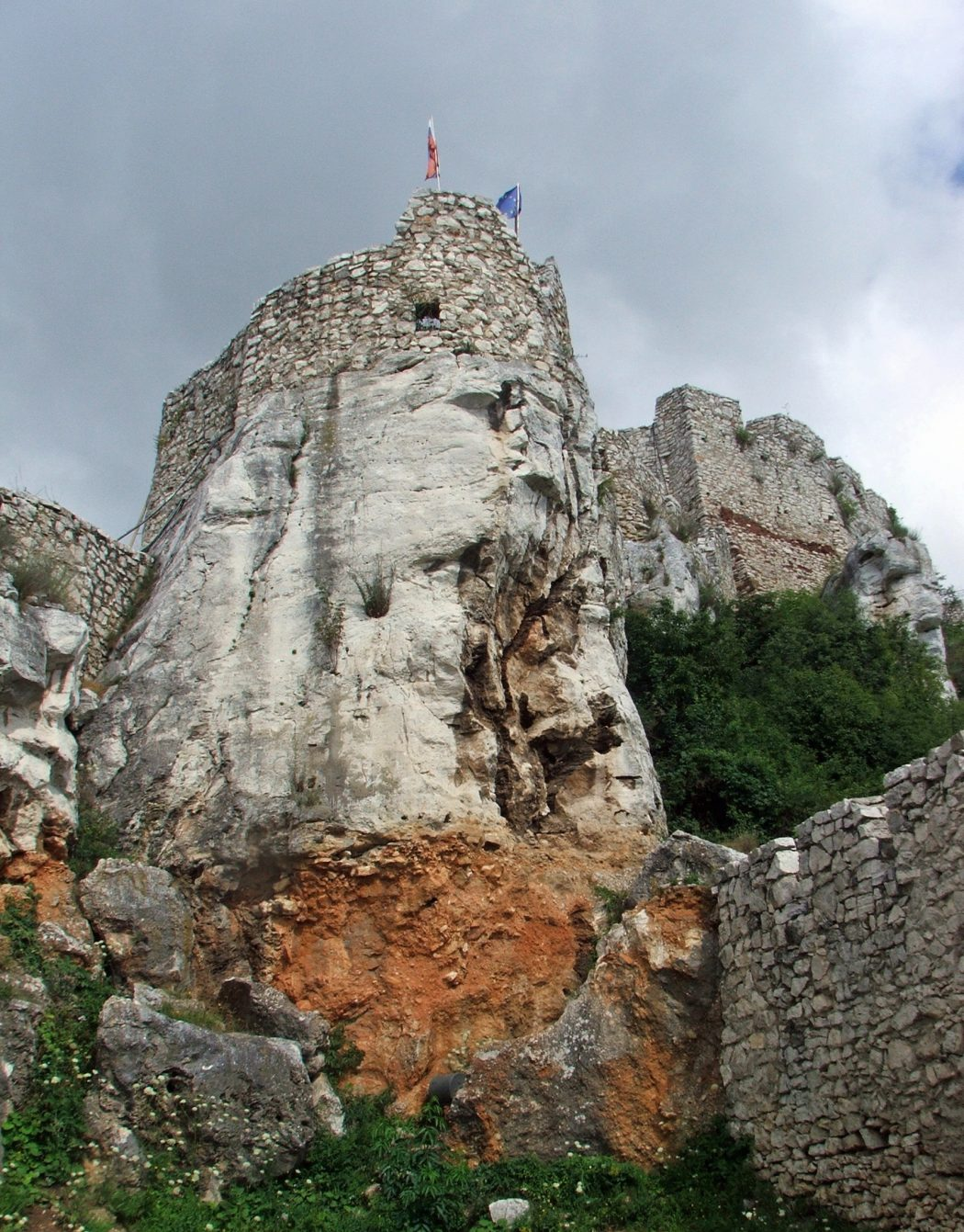 Spis_Castle_on_the_rock Top 10 Biggest Castles in History