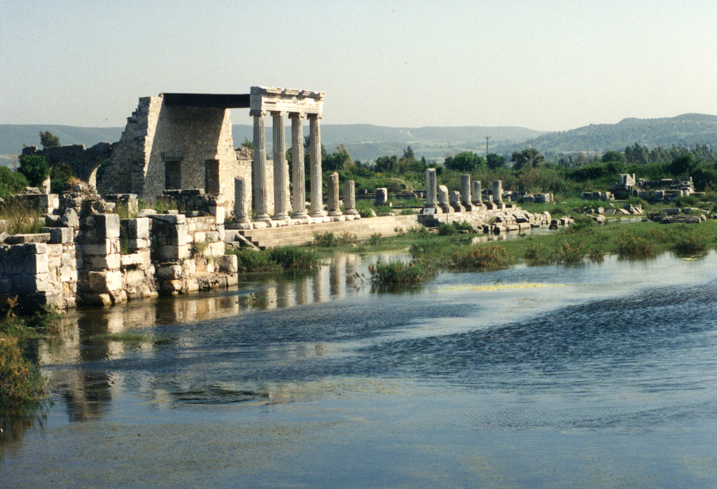 Stoa_in_the_Agora_of_MiletusTurkey Top 10 Most Ancient Ruins in Turkey