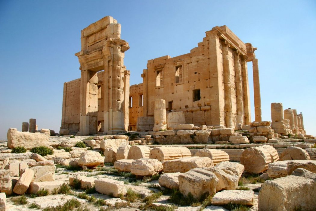 Temple_of_Bel_in_Palmyra Top 10 Most Ancient Cities in Arabic Countries