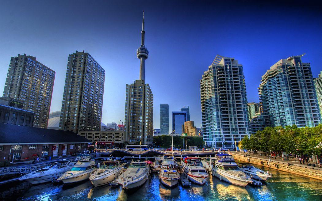 Tronto-wallpaper-3 Top 10 Best Cities in Canada to Work