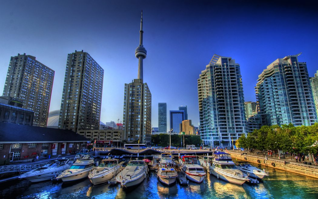 Tronto-wallpaper-3 Top 10 Best Cities in Canada to Work