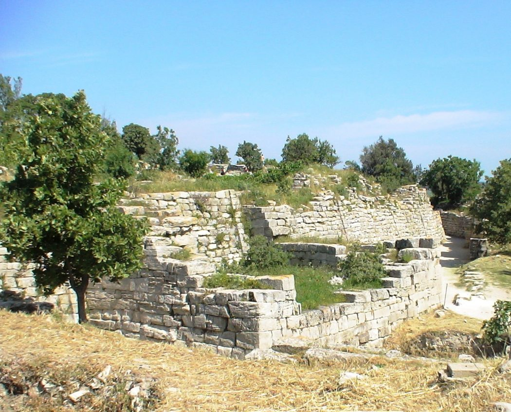 Turkey-Troy Top 10 Most Ancient Lost Cities in the World
