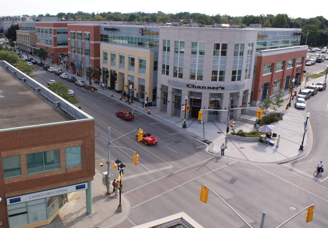 Uptown_Waterloo_Ontario Top 10 Best Cities in Canada to Work