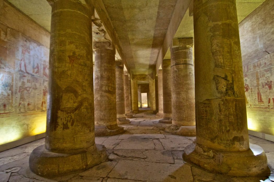 abydus1 Top 10 Most Ancient Cities in Arabic Countries