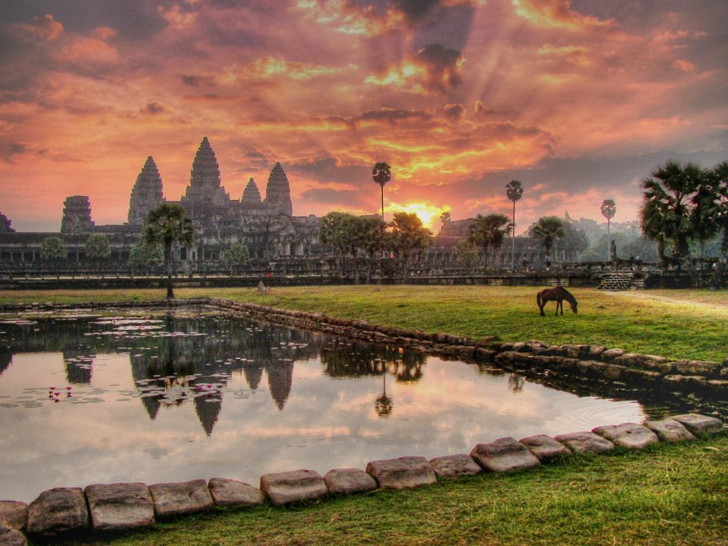 angkor_wat-wallpaper Top 10 Most Ancient Lost Cities in the World
